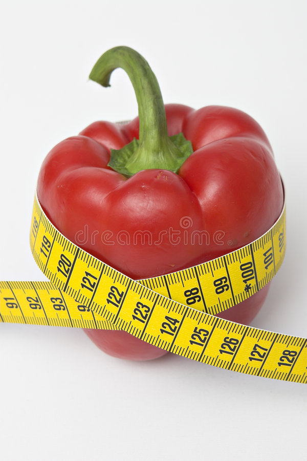 Dieet stock foto