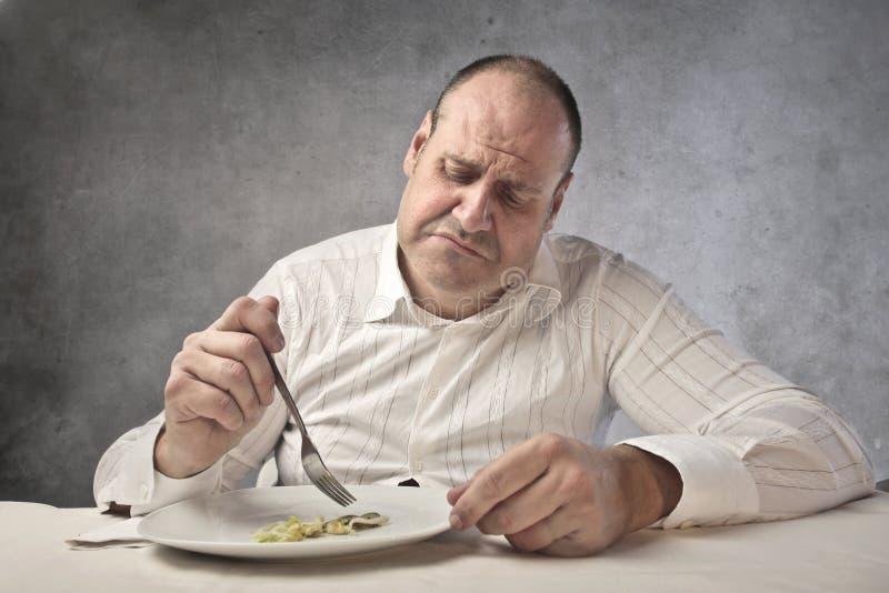Dieet royalty-vrije stock foto