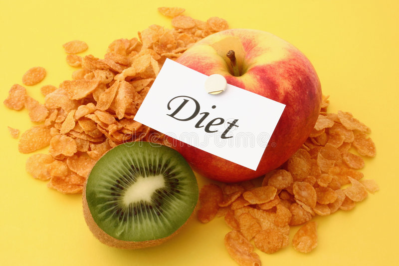 Dieet #5 stock fotografie