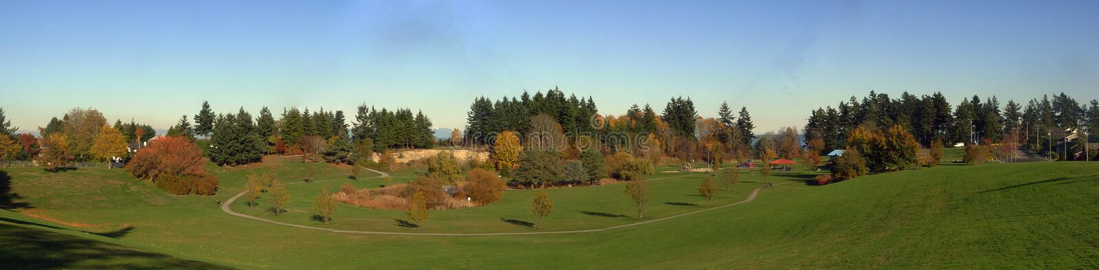 Diefenbaker park royalty free stock photos