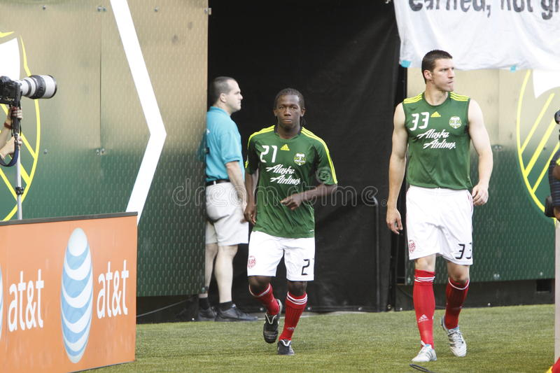 Diego Chara and Kenny Cooper