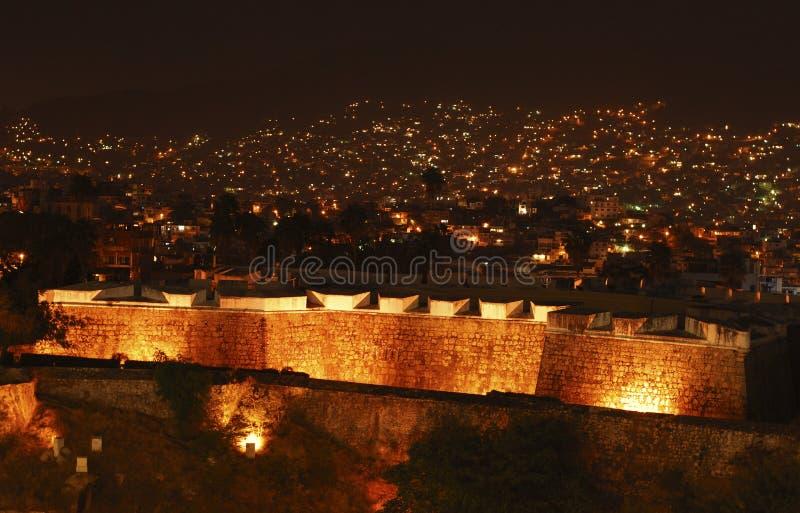 Diego Fort San Royaltyfri Bild