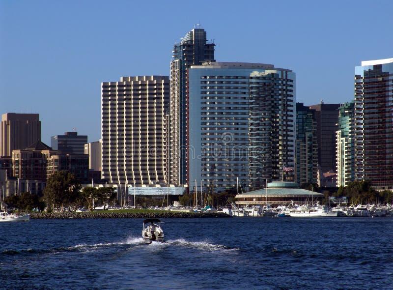 Download Diego I Stadens Centrum San Arkivfoto - Bild av kustlinje, downtown: 242012