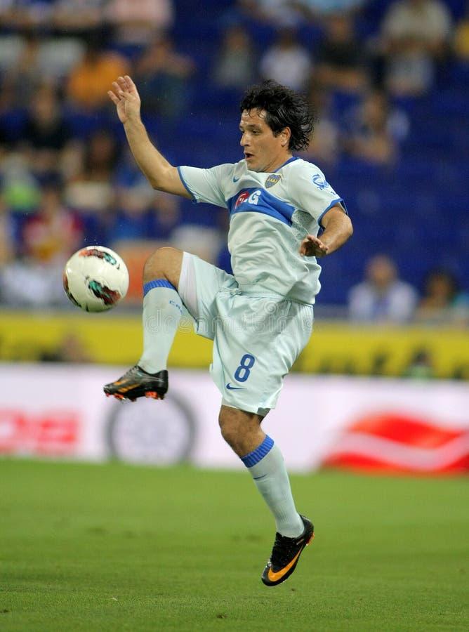 Diego Rivero of Boca Juniors