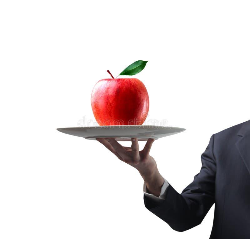 Dienende gezondheid royalty-vrije stock foto