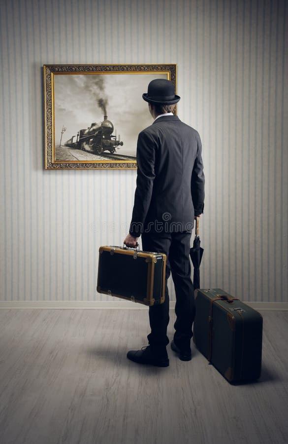 Dienstreise lizenzfreie stockfotos