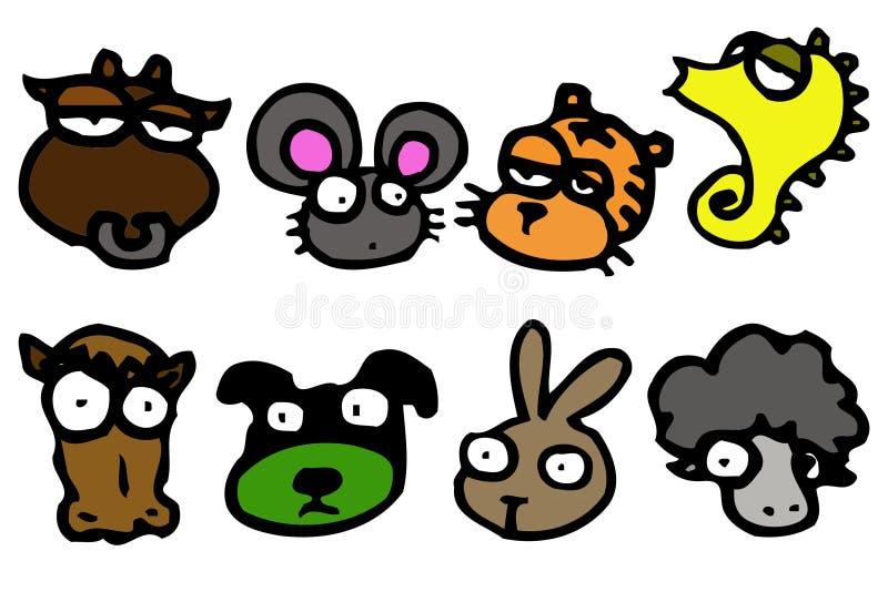 Dieren stock foto