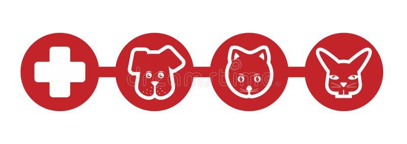 dierenarts vector illustratie