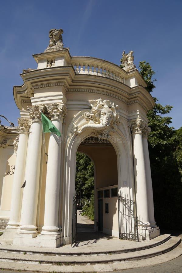 Download Dierentuin Rome stock foto. Afbeelding bestaande uit vreemd - 54077664