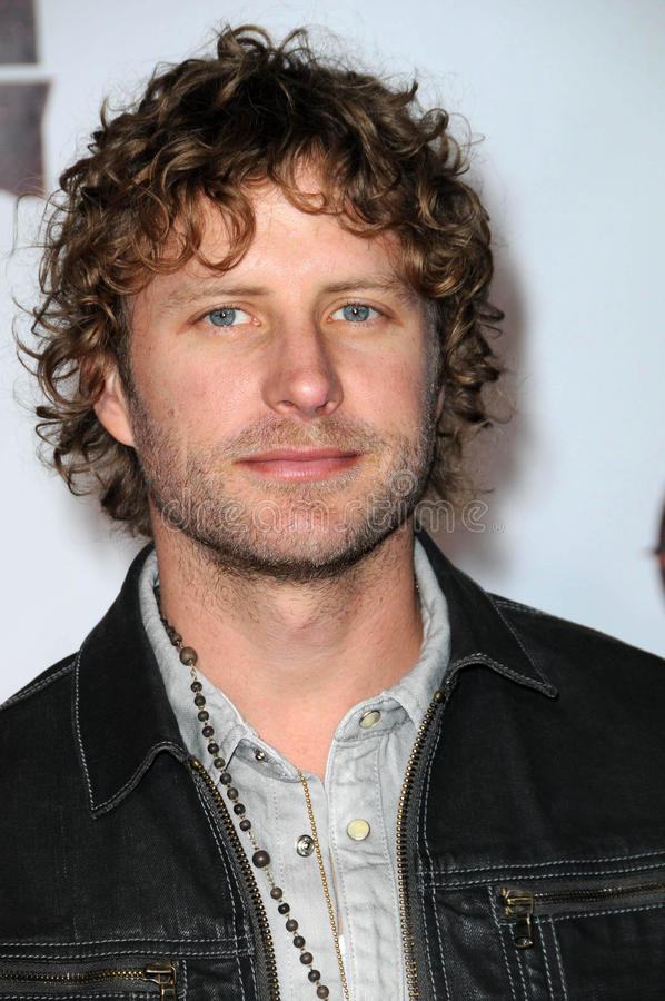 Dierks Bentley royaltyfria bilder