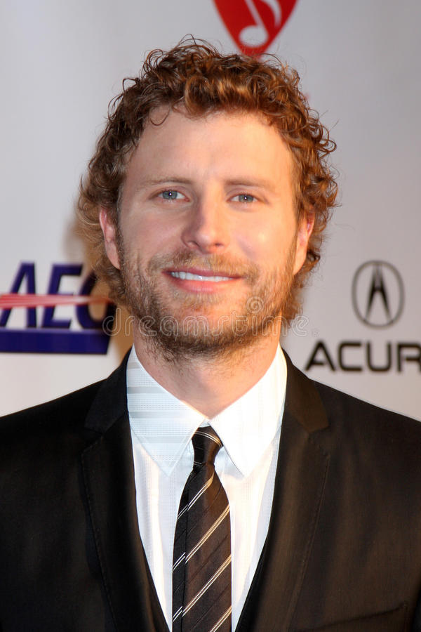 Dierks Bentley stockfoto