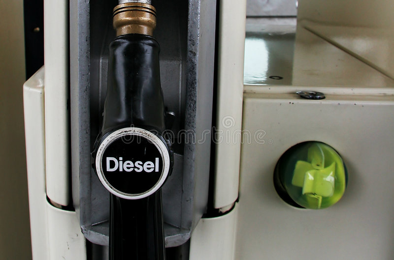 Diesel foto de stock royalty free
