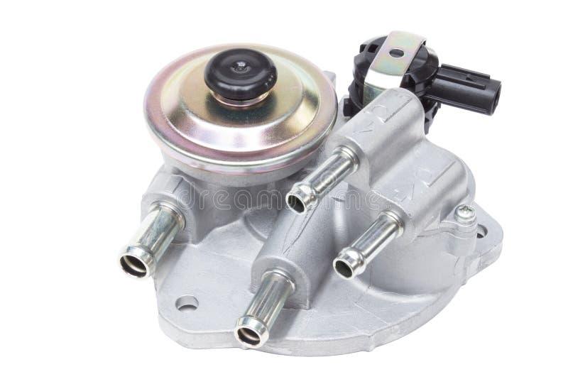 diesel di pompaggio della valvola illustrazione vettoriale