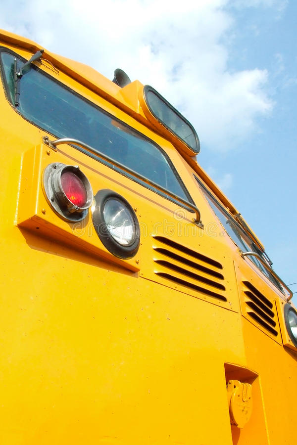 Download The Diesel Electric  Locomotive Stock Photo - Image: 15186684