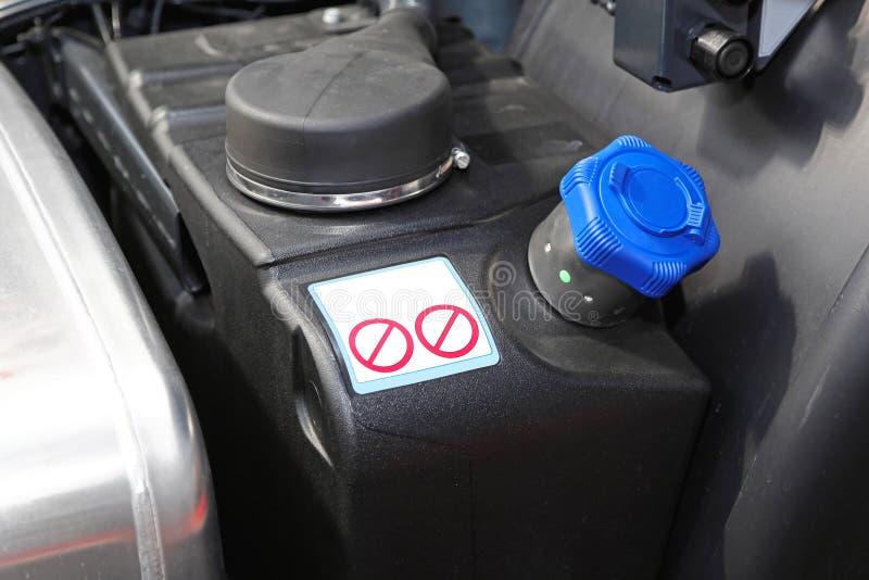 Download Diesel exhaust fluid stock image. Image of transport - 39880491
