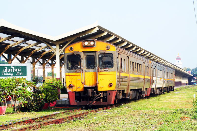 Download Diesel rail car no 408 editorial stock photo. Image of asia - 26645143