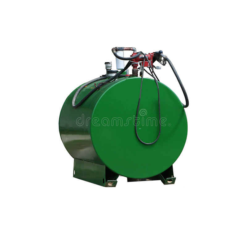 Download Diesel Tanks stock photo. Image of storage, filling, store - 5481100