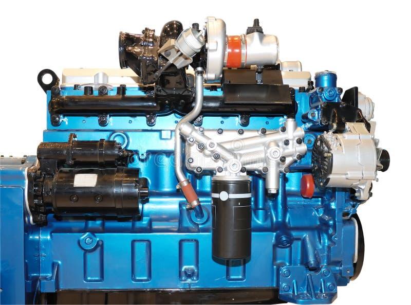 dieselmotor royaltyfri fotografi