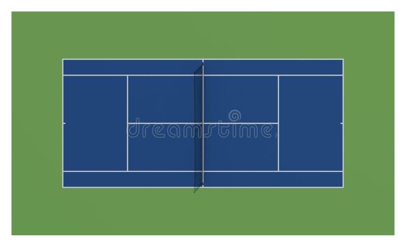 Dieses Bild der hohen Auflösung wurde durch 10 Kamera Wartungstafel Canon mit Berufslinse genommen US öffnen Tennis vektor abbildung