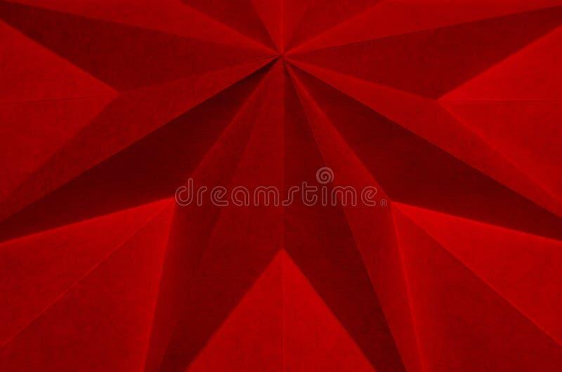 Dieses Bild ist ein Abschluss oben des gefalteten Papiers lizenzfreie stockbilder