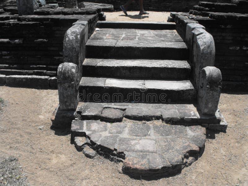DIESES IST BILD-SCHÖNE KÖNIGE PALACE OF SRI LANKA stockbilder