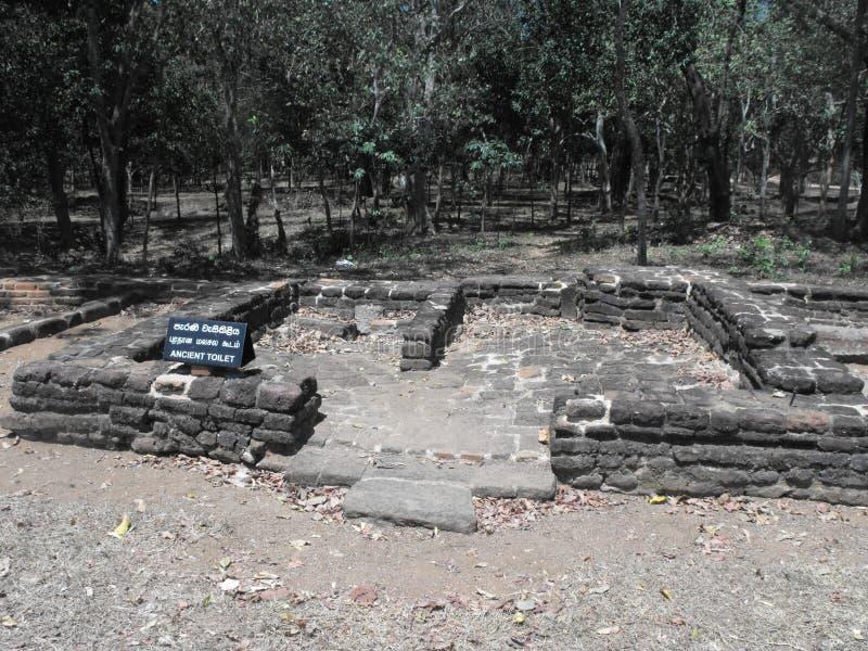 DIESES IST BILD-SCHÖNE KÖNIGE PALACE OF SRI LANKA lizenzfreie stockfotos