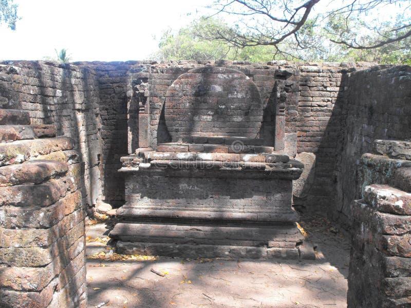 DIESES IST BILD-SCHÖNE KÖNIGE PALACE OF SRI LANKA lizenzfreie stockfotografie