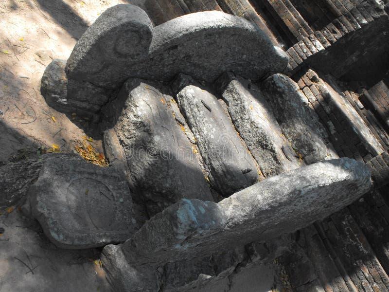 DIESES IST BILD-SCHÖNE KÖNIGE PALACE OF SRI LANKA lizenzfreie stockbilder