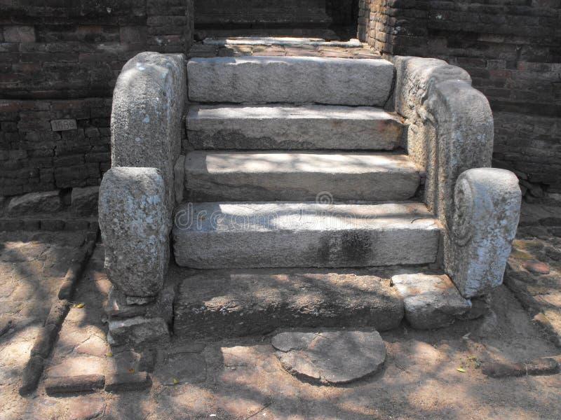 DIESES IST BILD-SCHÖNE KÖNIGE PALACE OF SRI LANKA stockfotografie