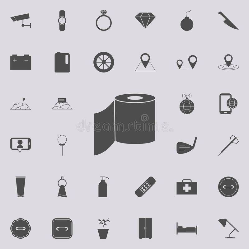 Dieses ist Datei des Formats EPS10 Ausführlicher Satz minimalistic Ikonen Erstklassiges Qualitätsgrafikdesignzeichen Eine der Sam lizenzfreie abbildung