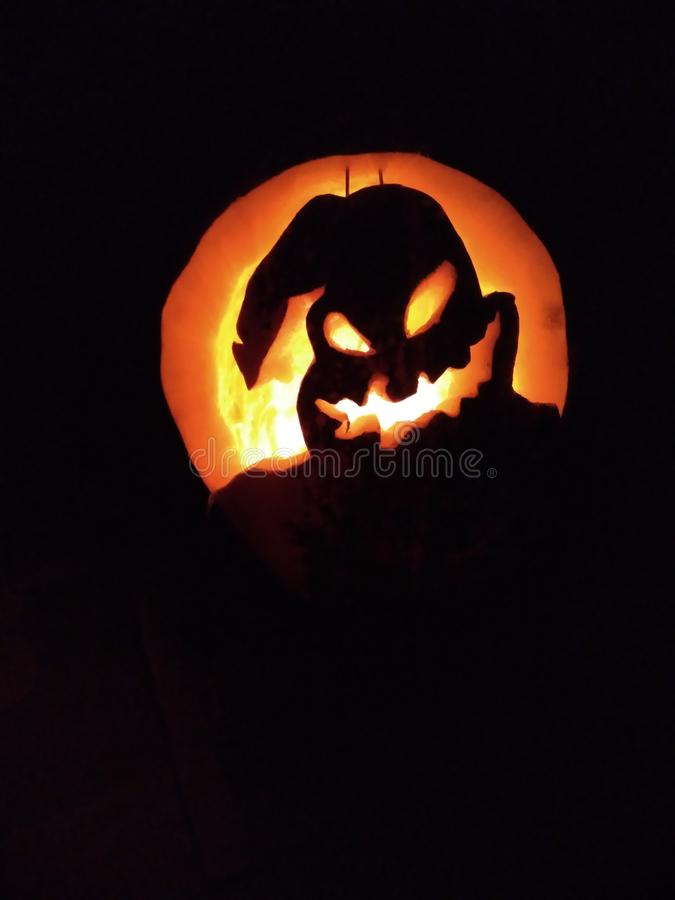 Dieses ist Halloween?! lizenzfreies stockfoto