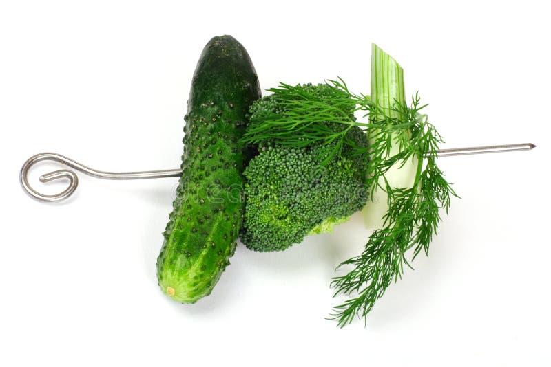 diet зеленый цвет стоковое изображение