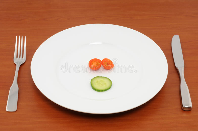 Download Diet stock photo. Image of small, light, fork, eating - 14175450