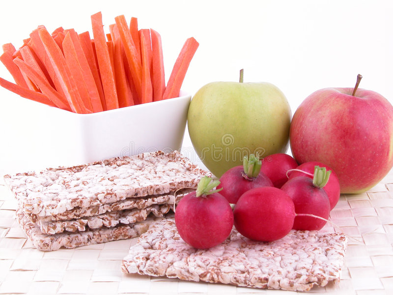 On Diet Royalty Free Stock Photography