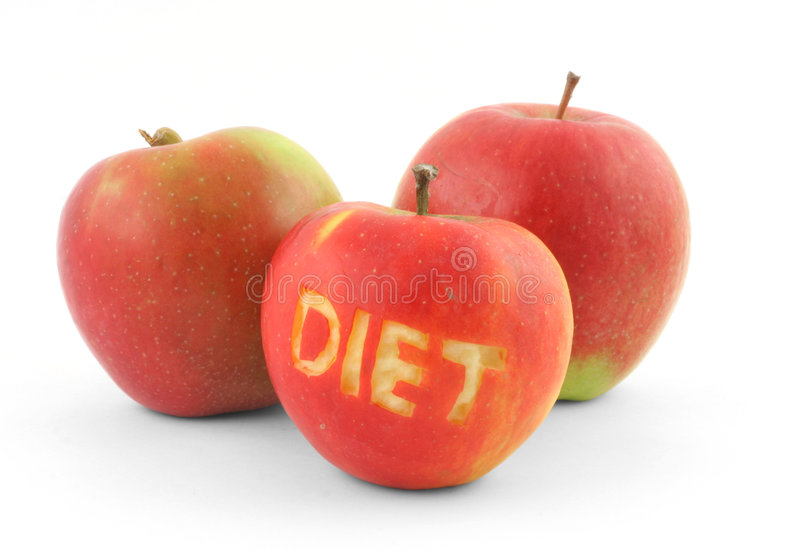 Diet #6 stock photo