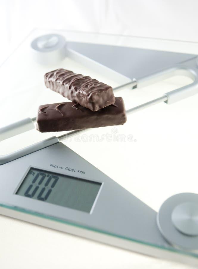 Download Diet Chocolate Bar stock photo. Image of kilograms, milk - 3988562