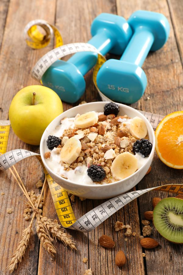 Diet food concept stock images