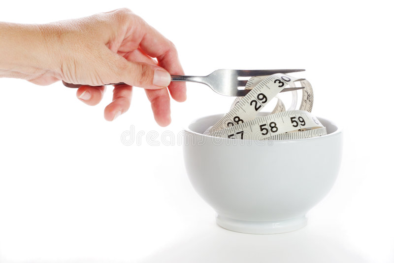 Diet Plan Stock Photos