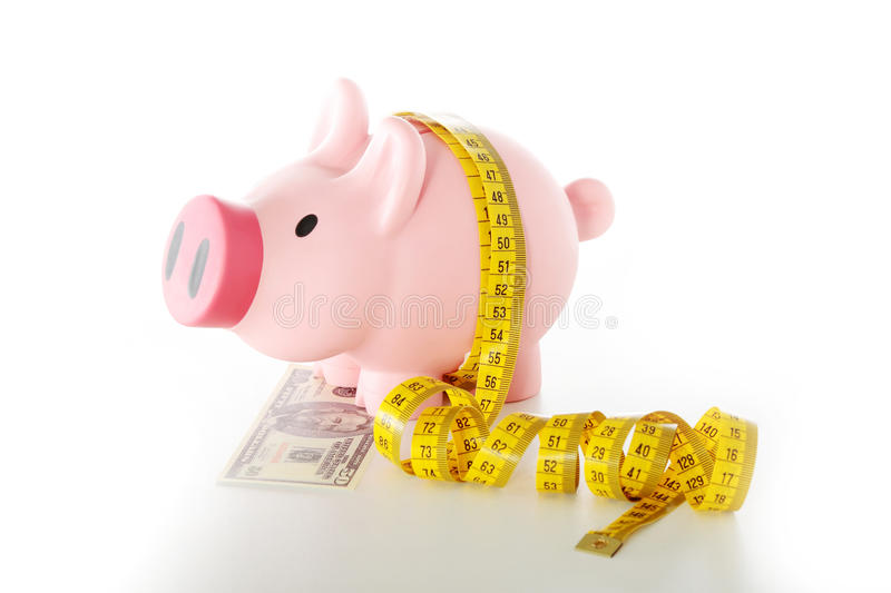 Download Diet price concept stock image. Image of pink, dieting - 23396213
