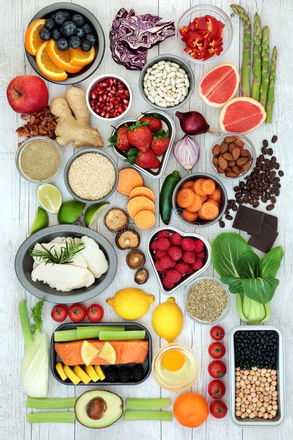 Free Diet Super Food Royalty Free Stock Photos - 102796308