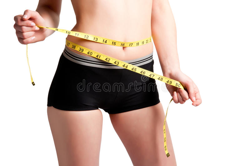 Diet Time stock image