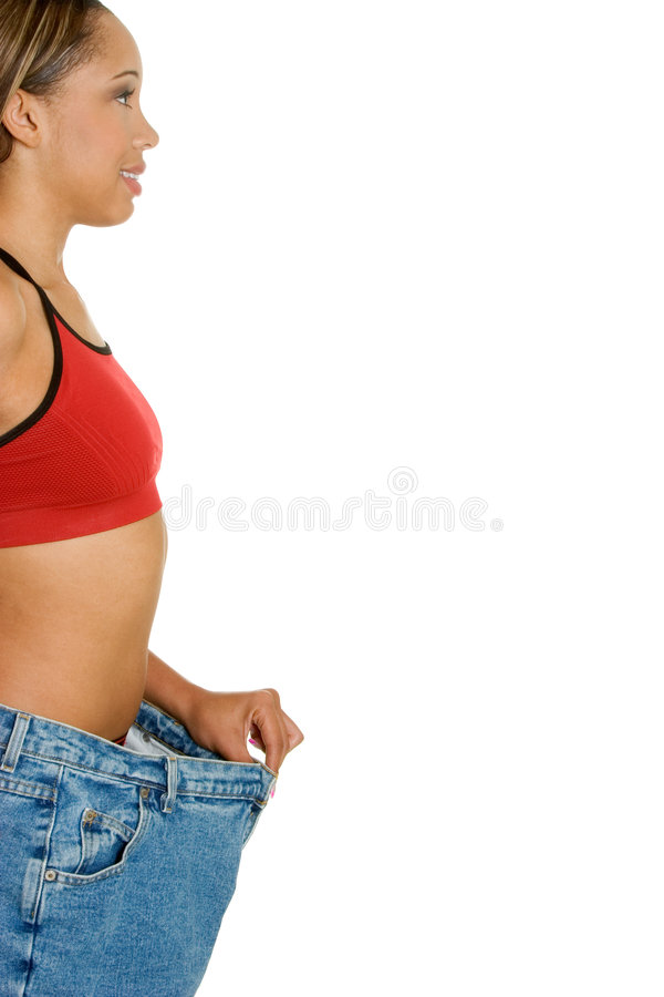 Diet Woman stock images