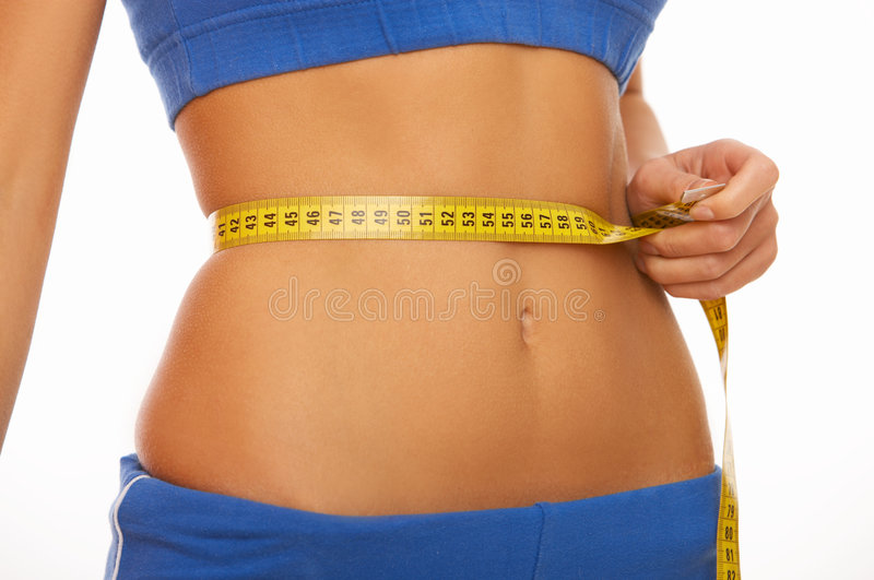Dieta? immagini stock