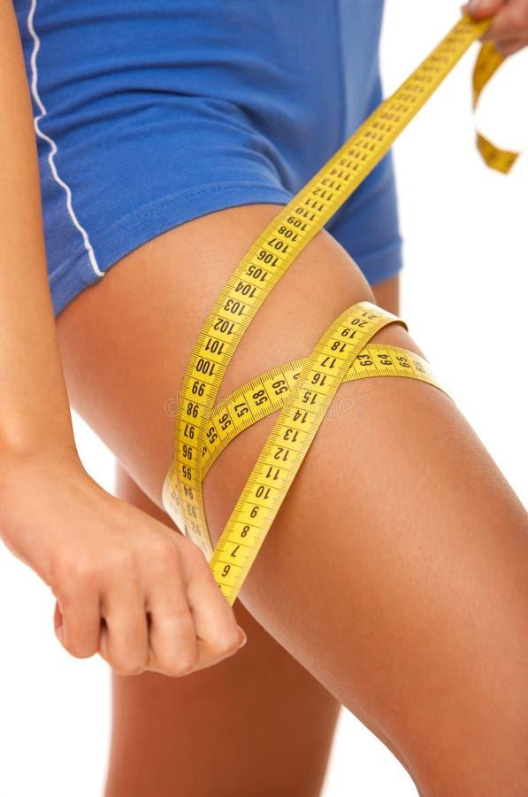 Dieta? immagini stock libere da diritti