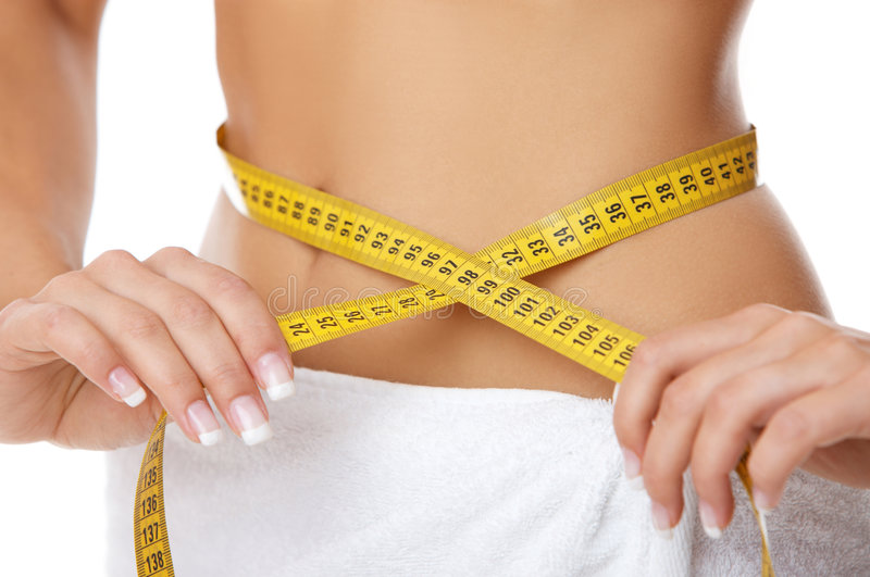 Dieta? immagine stock libera da diritti