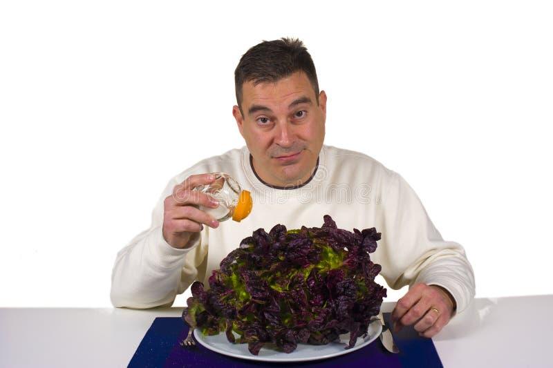 Dieta aborrecida foto de stock