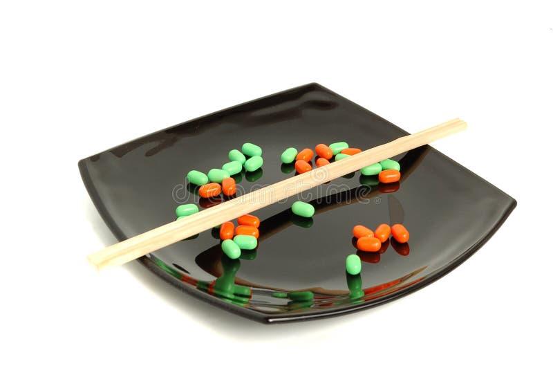 Download Dieta chimica costosa immagine stock. Immagine di colorato - 7302449