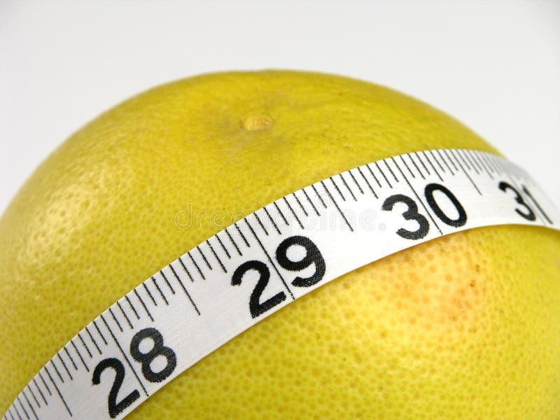 Dieta Da Pamplumossa Foto de Stock