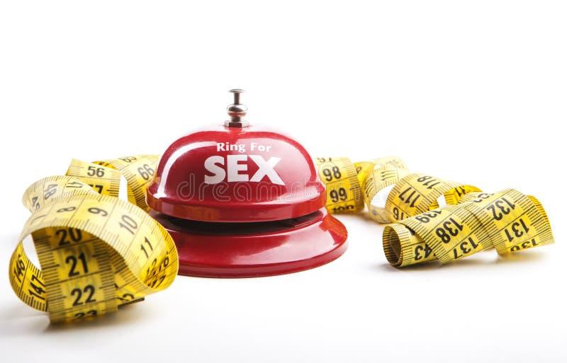 Dieta do sexo imagem de stock