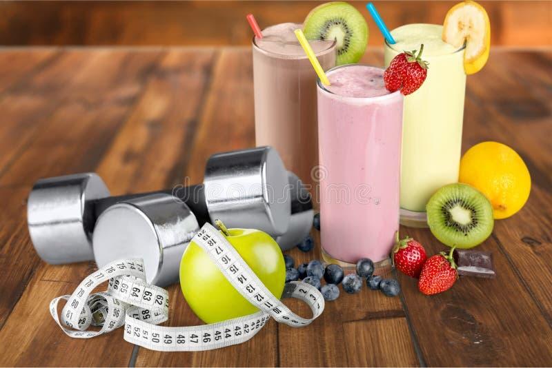 Dieta e aptidão fotos de stock